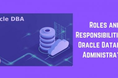 Roles and Responsibilities Of Oracle Database Administrator
